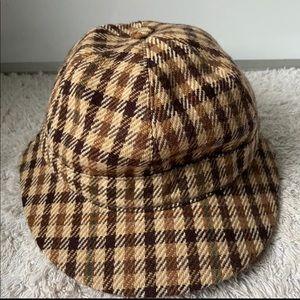 Vintage Christys London Sherlock Holmes Herringbon